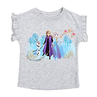 Disney Store Frozen 2 T-Shirt For Kids