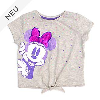 Disney Store - Minnie Mouse Mystical - T-Shirt für Kinder mit Band zum Knoten