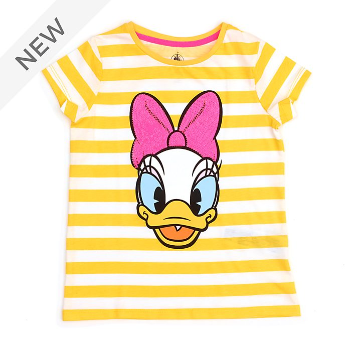 Disney Store Daisy Duck T-Shirt For Kids