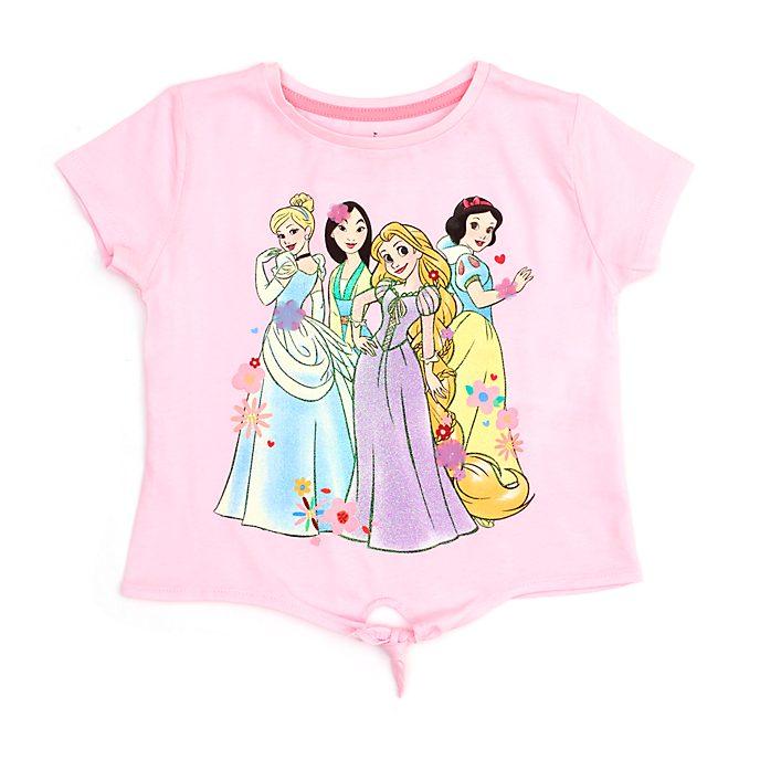 Disney Store T-shirt à nouer Princesses Disney pour enfants