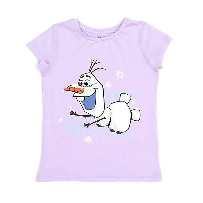 Disney Store T-shirt Olaf pour enfants, La Reine des Neiges2