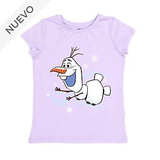 Camiseta infantil Olaf, Frozen 2, Disney Store