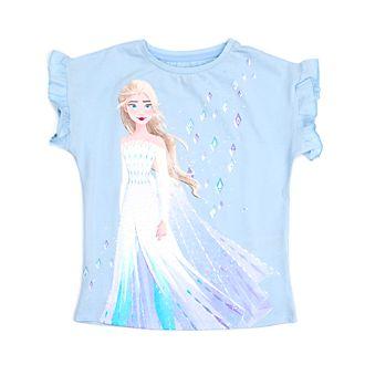 Disney Store - Die Eiskönigin2 - Elsa die Eiskönigin - T-Shirt für Kinder