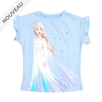 Disney Store T-shirt Elsa la Reine des neiges pour enfants, La Reine des Neiges2