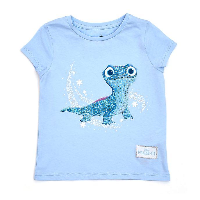 Disney Store T-shirt Bruni pour enfants, La Reine des Neiges2