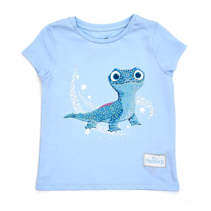 Camiseta infantil Bruni, Frozen 2, Disney Store