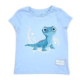 Maglietta bimbi Bruni Frozen 2: Il Segreto di Arendelle Disney Store