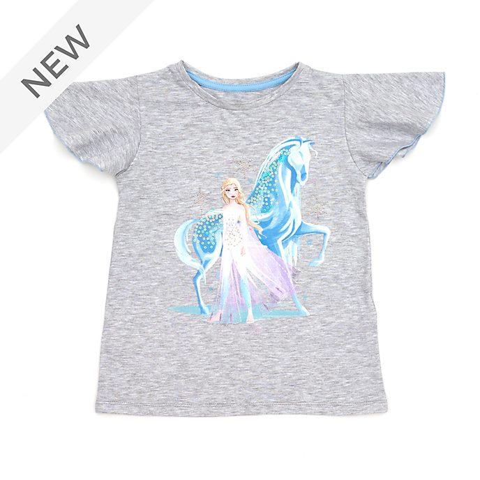 Disney Store Elsa and Nokk T-Shirt For Kids, Frozen 2