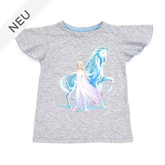 Disney Store - Die Eiskönigin2 - Elsa und Nokk - T-Shirt für Kinder