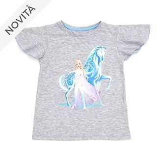 Maglietta bimbi Elsa e Nokk Frozen 2: Il Segreto di Arendelle Disney Store