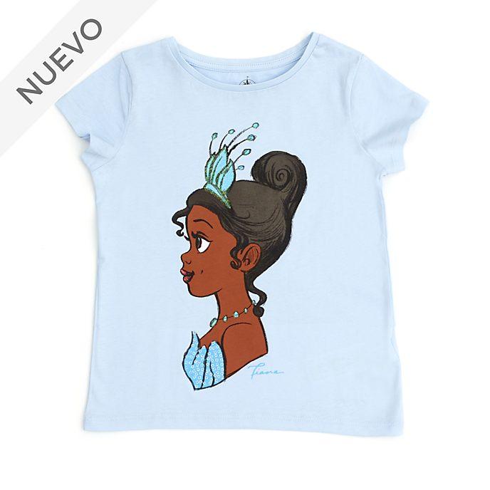 Camiseta infantil Tiana, Disney Store