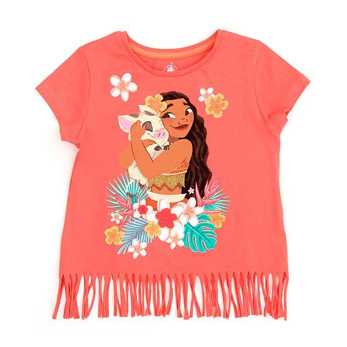 Camiseta infantil Vaiana, Disney Store