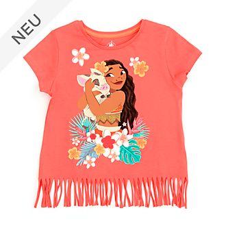 Disney Store - Vaiana - T-Shirt für Kinder