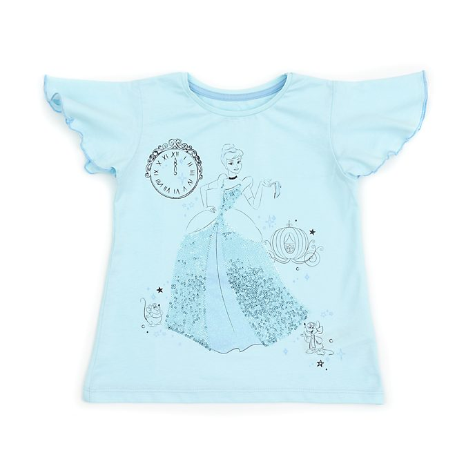 Disney Store Cinderella T-Shirt For Kids