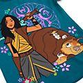 Disney Store T-shirt Raya et le Dernier Dragon pour enfants