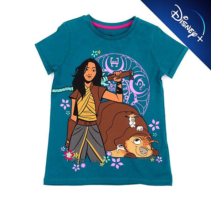 Maglietta bimbi Raya e L'ultimo Drago Disney Store