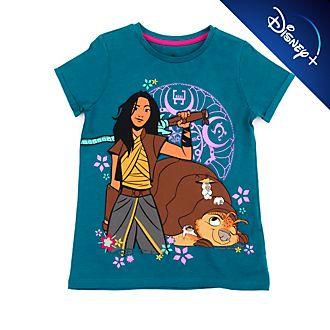 Camiseta infantil Raya y el último dragón, Disney Store