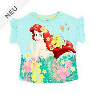 Disney Store - Arielle, die Meerjungfrau - Pastellfarbenes T-Shirt für Kinder