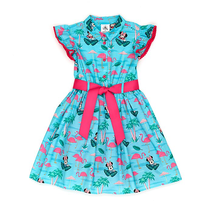 Vestido infantil flamencos Minnie Mouse, Disney Store
