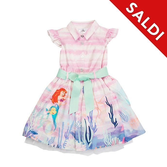 Vestito bimbi stampato La Sirenetta Disney Store