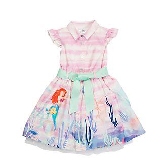 Disney Store Robe imprimée La Petite Sirène pour enfants