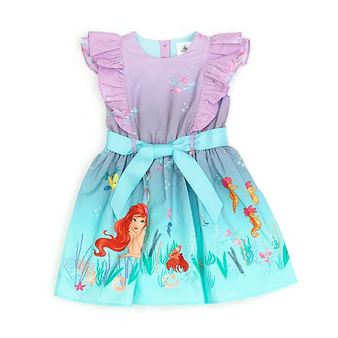 Vestido infantil La Sirenita, Disney Store