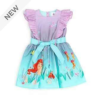 Disney Store The Little Mermaid Dress For Kids