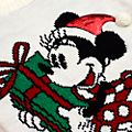 Disney Store - Holiday Cheer - Minnie Maus - Weihnachtspullover für Kinder
