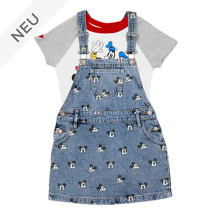 Disney Store - Micky und seine Freunde - Set mit T-Shirt und Kleid für Kinder