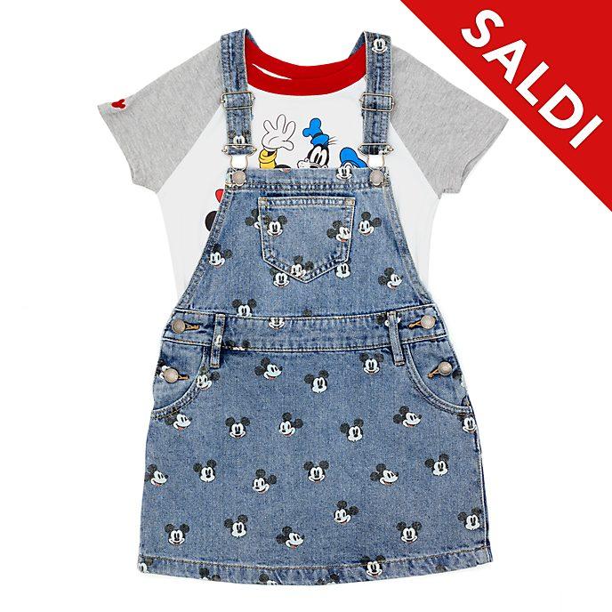 Completo vestito e maglietta bimbi Topolino e i suoi amici Disney Store