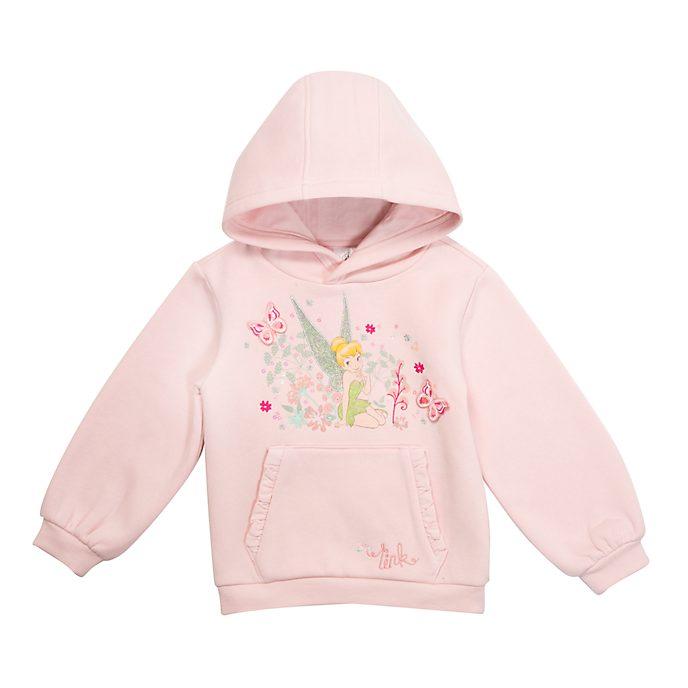 Disney Store Sweatshirt à capuche Clochette pour enfants