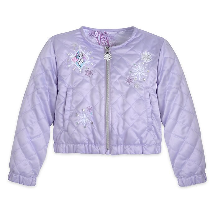 Disney Store Veste matelassée La Reine des Neiges2 pour enfants