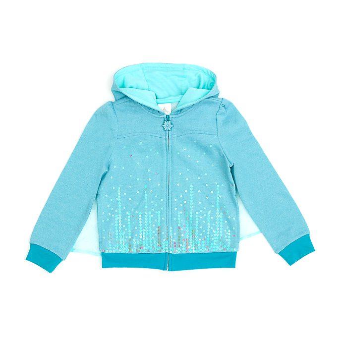 Disney Store - Die Eiskönigin2 - Elsa - Kapuzensweatshirt für Kinder