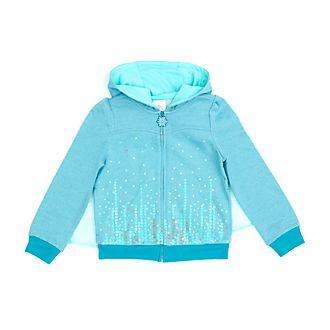 Disney Store Elsa Hooded Sweatshirt For Kids, Frozen 2