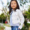 Giacca di jeans bimbi Frozen - Il Regno di Ghiaccio Disney Store