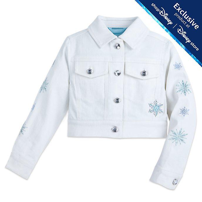 Disney Store Frozen Denim Jacket For Kids