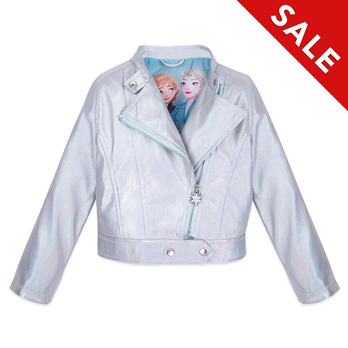 Disney Store Frozen 2 Jacket For Kids
