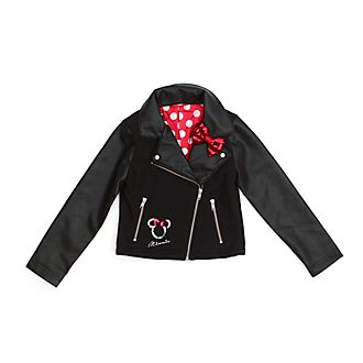 Disney Store - Minnie Maus - Biker-Jacke für Kinder