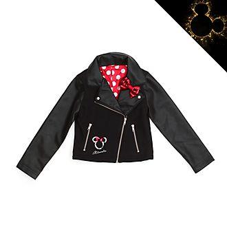 Giacca da motociclista bimbi Minni Disney Store
