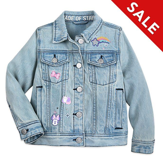Disney Store - Minnie Maus - Geheimnisvolle Denim-Jacke für Kinder