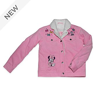Disney Store Minnie Mouse Jacket For Kids