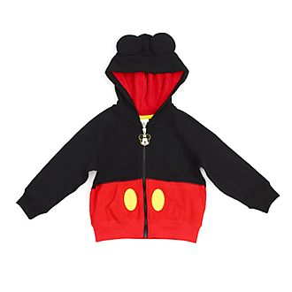 Sudadera con capucha infantil Mickey Mouse, Disney Store