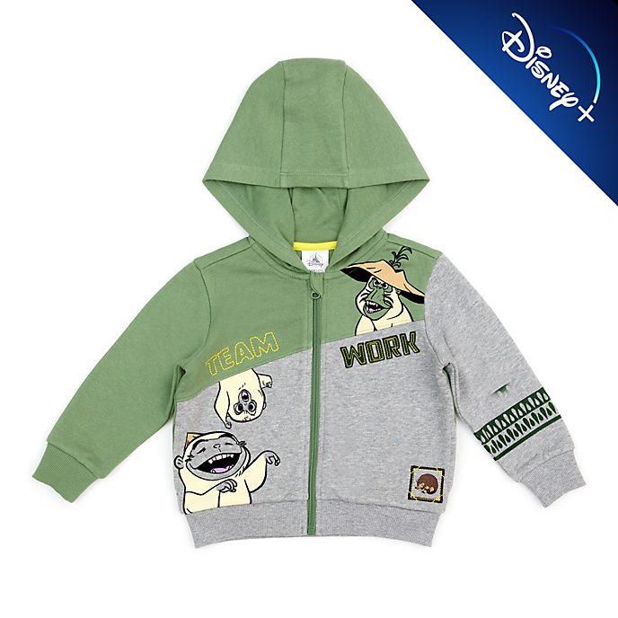 Disney Store - Raya und der letzte Drache - Kapuzensweatshirt für Kinder
