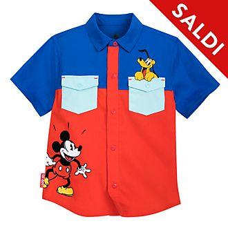 Maglietta bimbi Topolino e Pluto Disney Store