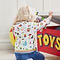 Disney Store Sweat à capuche réversible World of Pixar pour enfants