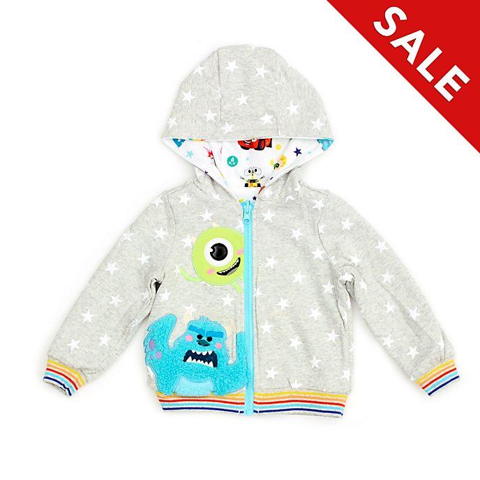 Disney Store - World of Pixar - Wendbares Kapuzensweatshirt für Kinder