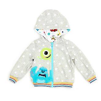 Disney Store World of Pixar Reversible Hooded Sweatshirt For Kids