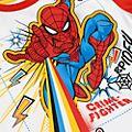 Disney Store Ensemble t-shirt et short Spider-Man pour enfants