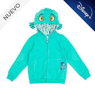 Sudadera con capucha infantil Luca, Disney Store