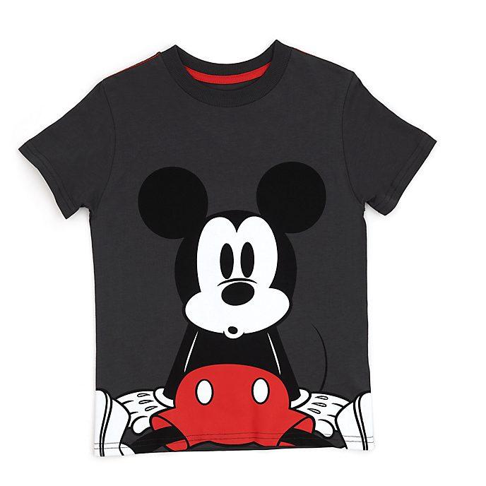 Camiseta infantil gris Mickey Mouse, Disney Store